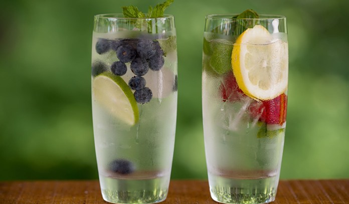 Water is the best way to flush out toxins from the body