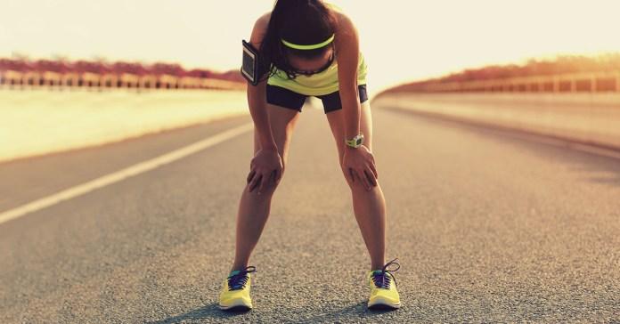 Eat a properly balanced meal after an intense workout