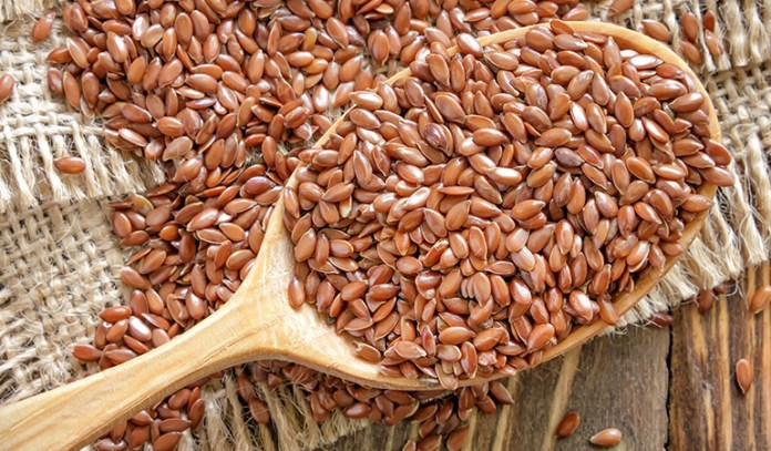Fiber-heavy flax seeds bring down your cholesterol levels and can prevent heart stroke and diseases.