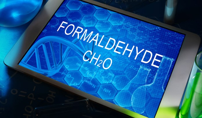 Exposure to formaldehyde is known to cause many health problems