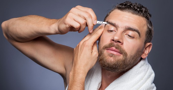 A unibrow can be embarrassing and make you stand out
