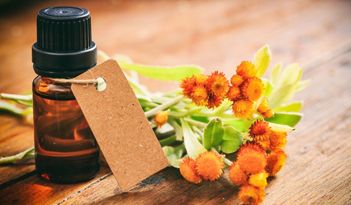 This essential oil is very good for those long-lasting scars