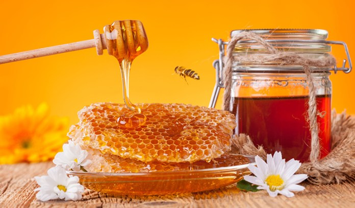 Honey can help loosen mucus and relieve a runny nose.