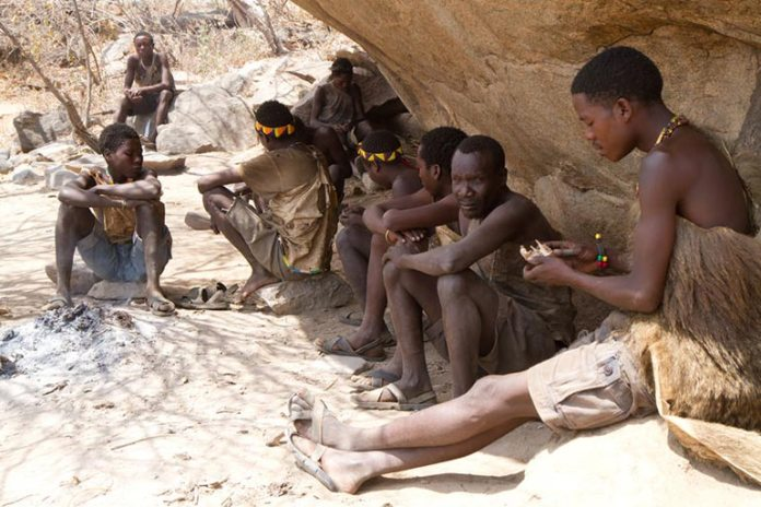 A study tracked the sleep patterns of healthy adults from an African tribe who are modern hunter-gatherers.