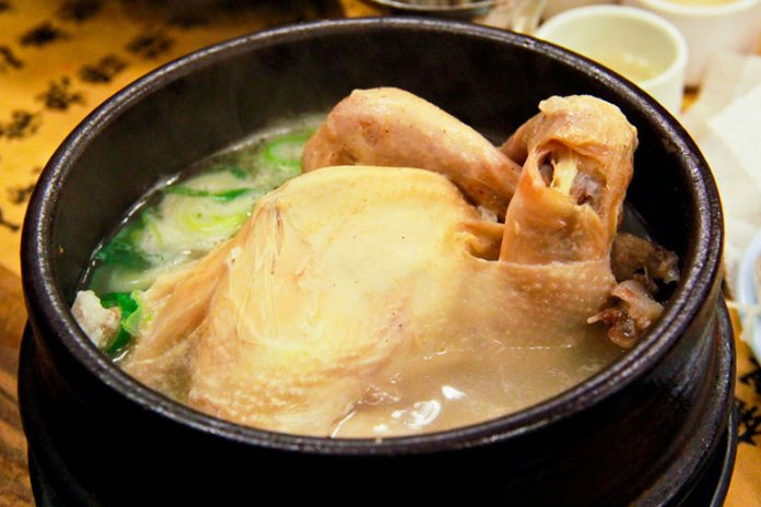 Poaching helps chicken retain its nutrients.