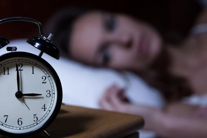 A lack of sleep is one of the first signs that tell you you're stressed and that you need a break.