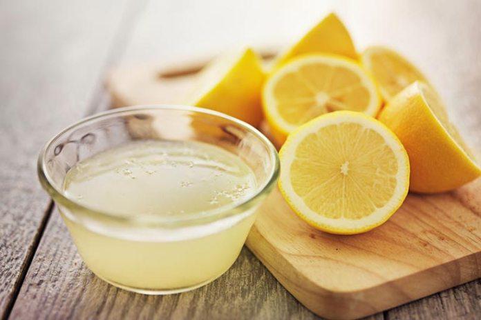 Lemon Juice Can Lighten Dark Inner Thighs