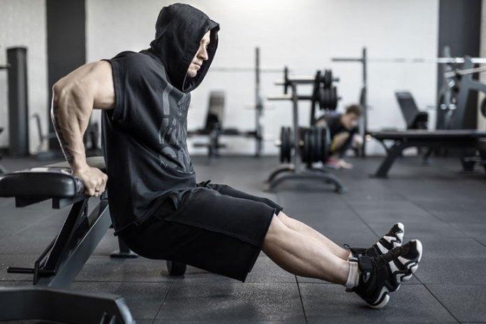 Some training advice for big guys