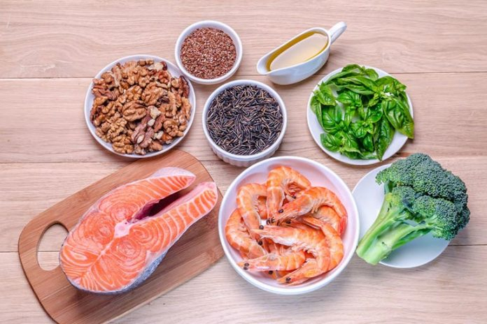 Here are some foods that are high in Omega-3