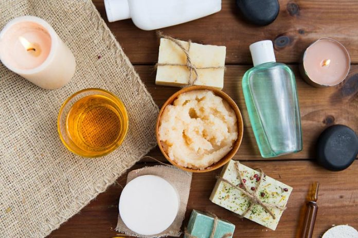 Make your own beauty products naturally
