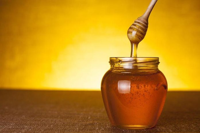 honey to heal wounds