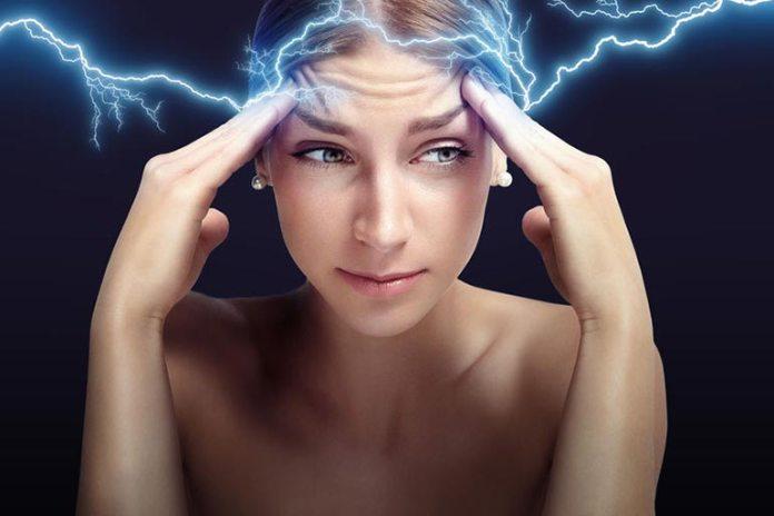 Migraine headaches can often cause menstrual nausea