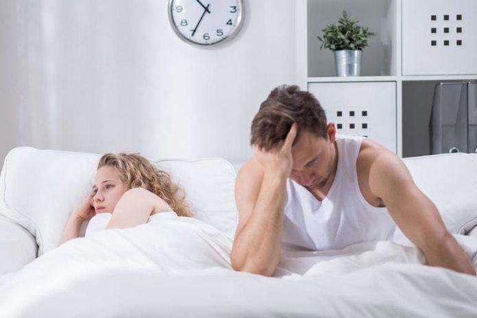 Specific symptoms that affect men more than women