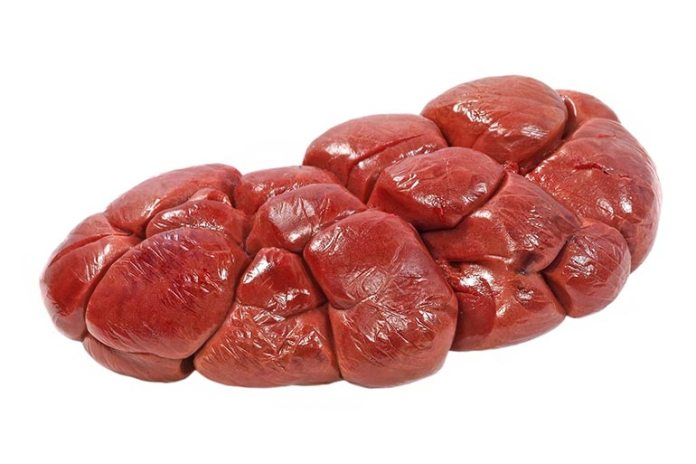Kidney meat contains nutrients that are good for you.