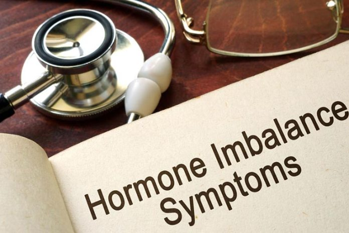 Hormone imbalance could be one of the causes of menstrual nausea