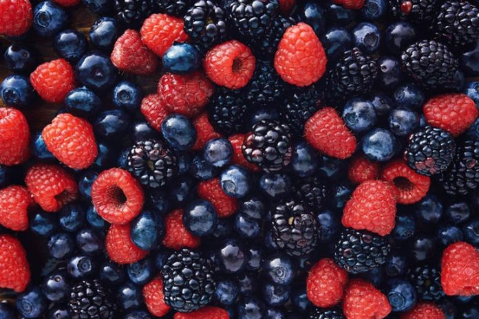 Berries are known to reduce risk of cardiac arrest.