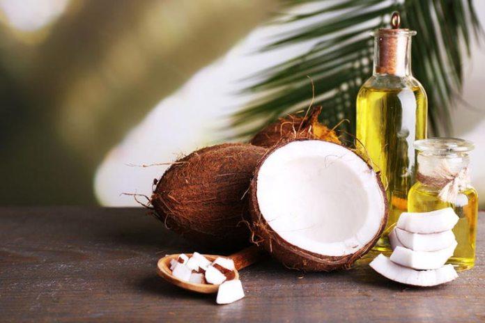 Coconut Oil Can Lighten Dark Inner Thighs