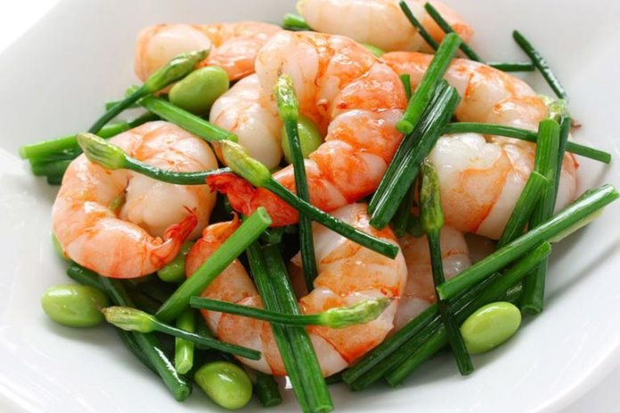 Shrimps Are Protein-Rich Foods
