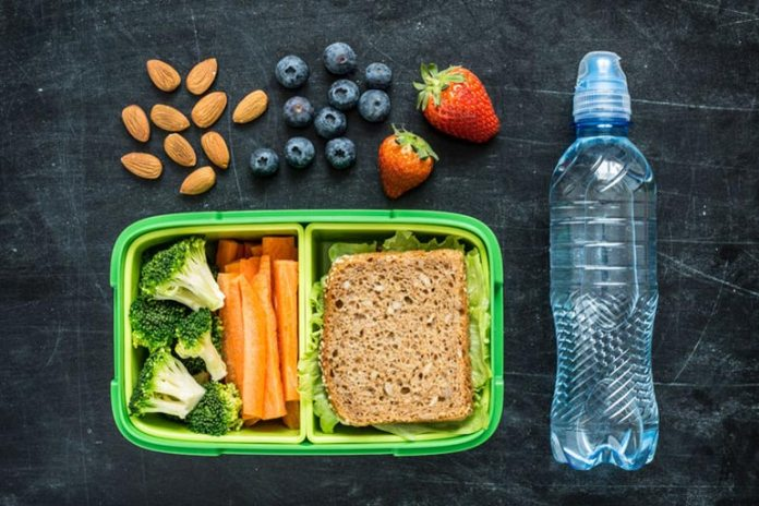 healthy school lunches for kids