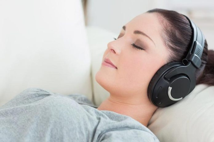 Music has calming powers