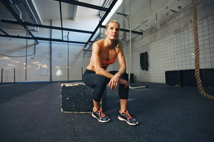 It is vital to workout within your physical limits and avoid overexertion