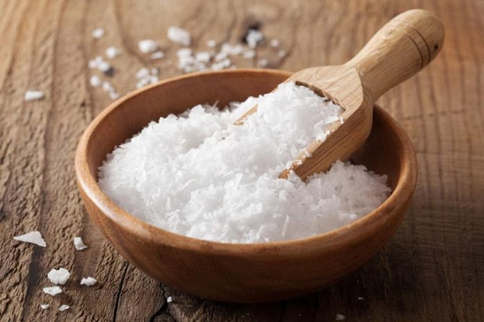 Sea salt is high in iodine content, which is crucial for the thyroid gland
