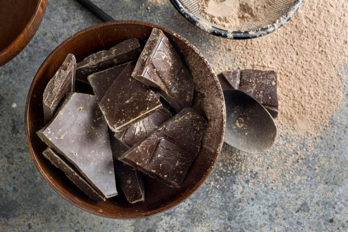 Dark Chocolate Is Rich In Flavonoids That Can Fight The Flu