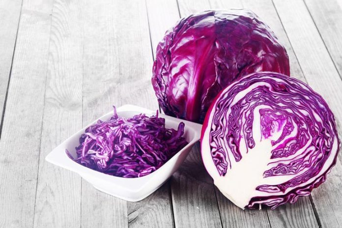 Red Cabbage Is Rich In Flavonoids That Can Fight The Flu