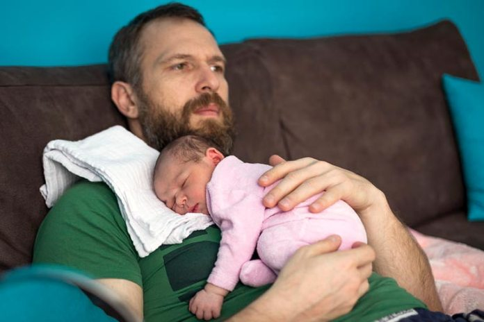 Sleepless nights are guaranteed with the arrival of your baby