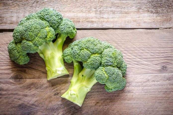 Eating too much broccoli can cause gas and bloating