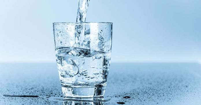 (Fluorine has been added to our drinking water supplies since the 1940s as it reduces cavities and improves dental health)