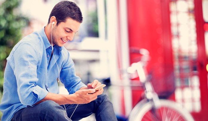 Listening to music on earphones can damage your hearing ability
