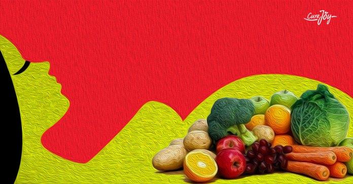 folic acid-rich foods for pregnancy