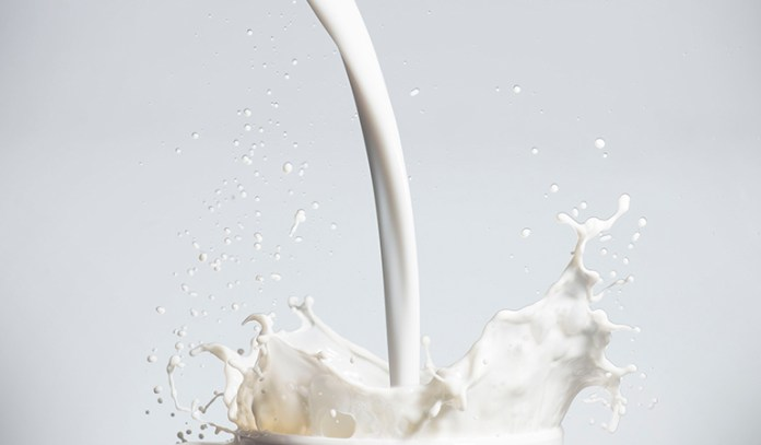 A glass of reduced fat milk has 122 calories as opposed to its full fat alternative which has 149 calories