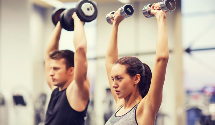 Longer rest periods makes you lift heavier weights