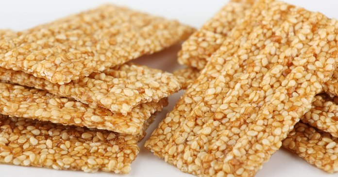 This sesame seed snack will help with health problems