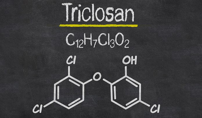 Exposure to triclosan can cause asthma in children