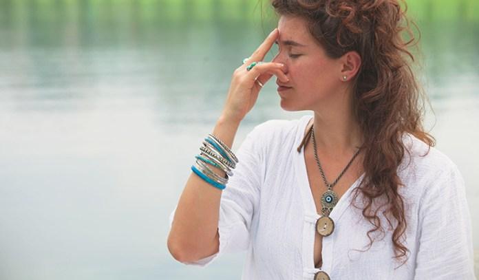 Breathing improves lymphatic flow.