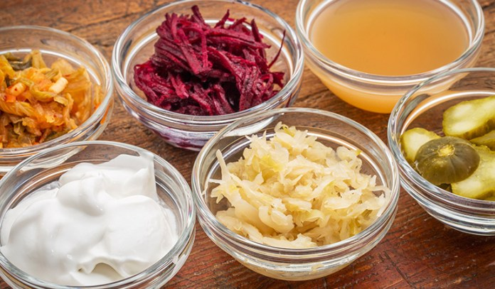 Fermented foods provide beneficial enzymes, B-vitamins, and Omega-3s