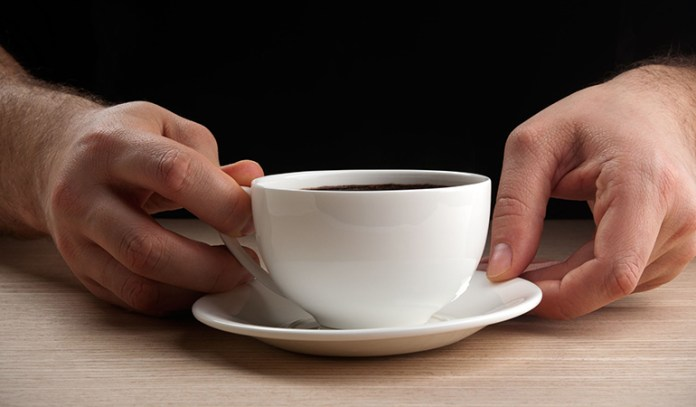 Individuals who never or rarely drank coffee or increased their coffee consumption consistently may develop MCI.