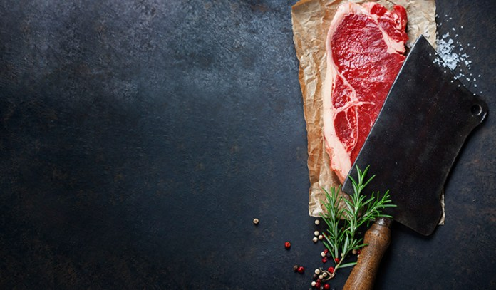 Meat glue helps restructure meat from underutilized portions of the carcass