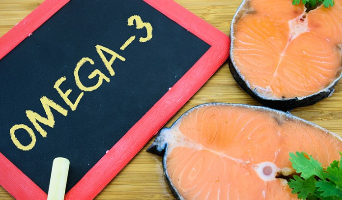 Wild salmon is high in n-3 fatty acid and low in saturated fat.