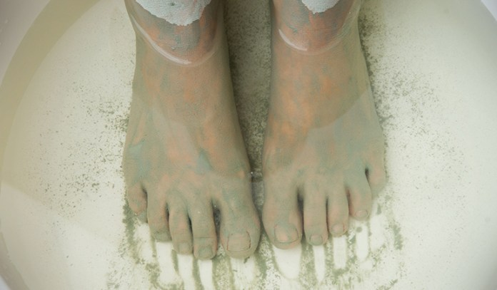 Clay's properties latch on to toxins and pull them out of your body