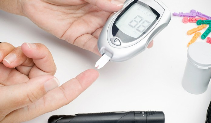 Diabetes pushes the body into getting rid of excess sugar, thus making you want to pee more often.