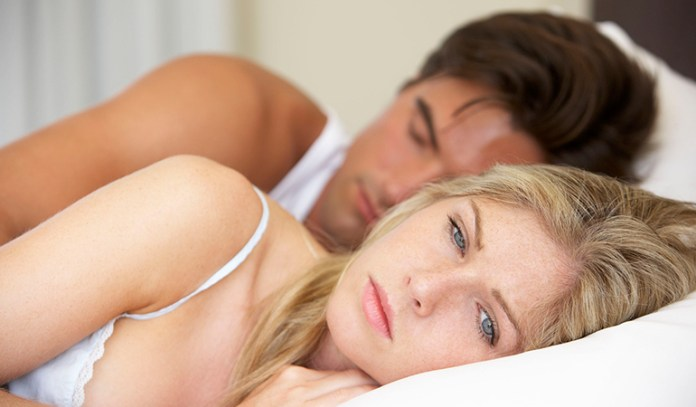 Feeling emotionally disconnected from your partner is another cause of lowered sex drive.