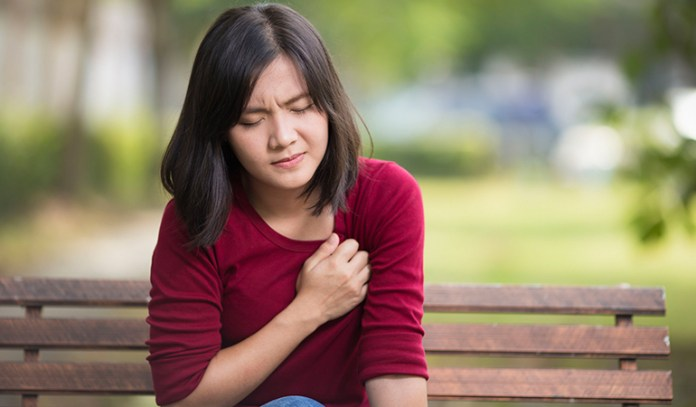 PMS causes breast pain and tenderness.