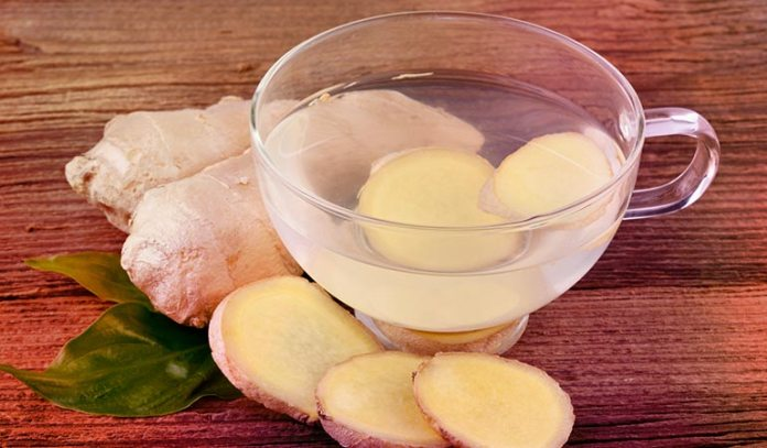 (Ginger tea treats indigestion, heartburn, nausea, abdominal gas, and many more.)