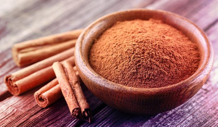 (Cinnamon is especially helpful to those with Type 2 diabetes)