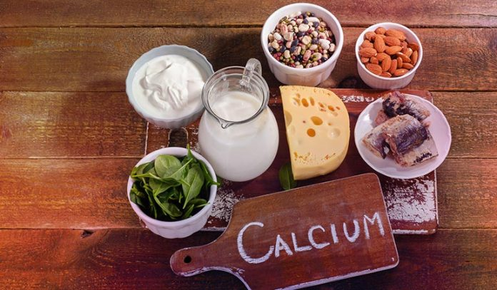 Calcium alone is the only nutrient required for bone health