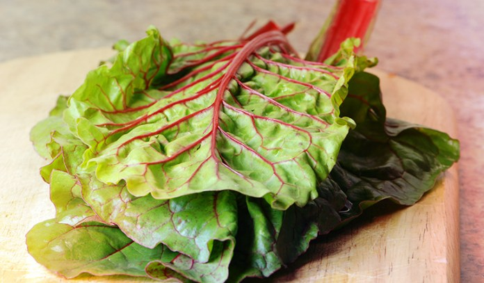 : Swiss chard gives you stronger bones